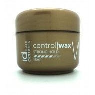 IdHair mini travelsize Elements Gold Control Wax Strong Hold 15 ml.