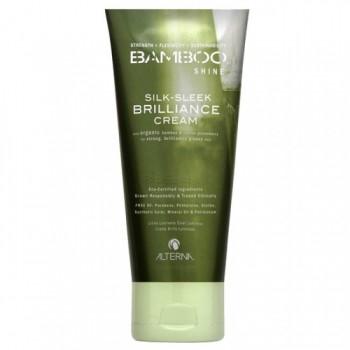 Alterna Bamboo Shine Silk-Sleek Brilliance Cream - 125 ml
