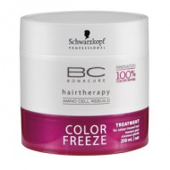 BC Bonacure Color Freeze Deep Care Treatment 200ml