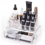 AVERY® Makeup Organizer med 1 låda + top
