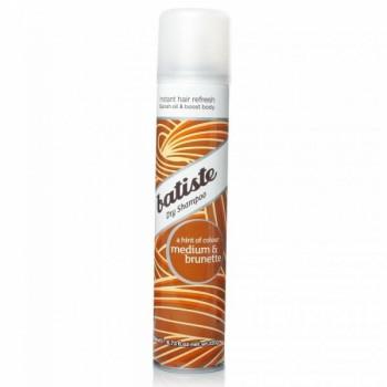 Batiste Dry Shampoo Medium & Brunette 200 ml.