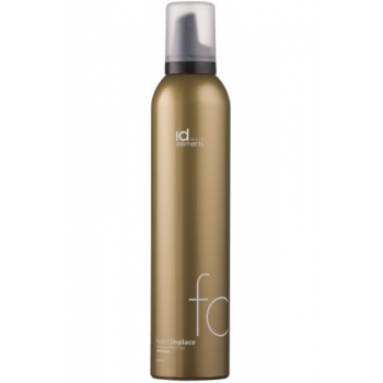 Id Hair Elements Gold Foamit Inplace Strong Hair Mousse 300 ml.