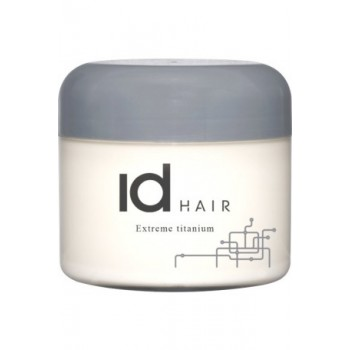 Id Hair hårvax Extreme Titanium 100 ml.