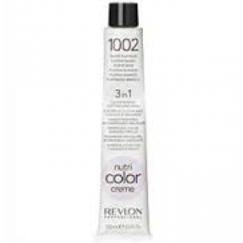 Revlon Fondant series Nutri Color Creme tube No. 000 White 100 ml.