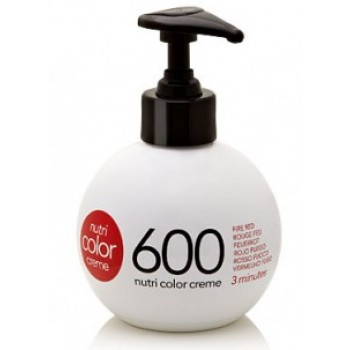 Revlon Färgbomb Nutri Color Creme 600 Fire Red 250 ml.