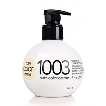 Revlon Färgbomb Nutri Color Creme 1003 Pale Gold 250 ml.