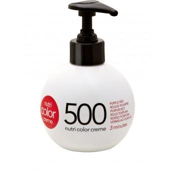 Revlon Färgbomb Nutri Color Creme 500 Purple Red 250 ml.