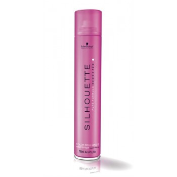 Silhouette Color Brilliance Hairspray 300 ml.