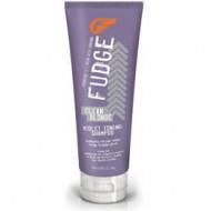 Fudge Clean Blonde Violet Toning Shampoo 300 ml.