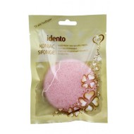 IDENTO Konjac Sponge Green tea - Halfball Green