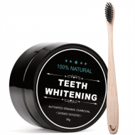 Teeth Whitening Coco Charcoal Teeth Whitening powder 30g