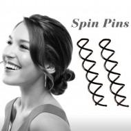Spin Pins Svart