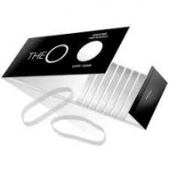 The O Hårsnoddar Genomskinlig - 10 stk