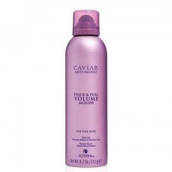 Alterna Caviar Thick & Full Volumizing Mousse 232 ml